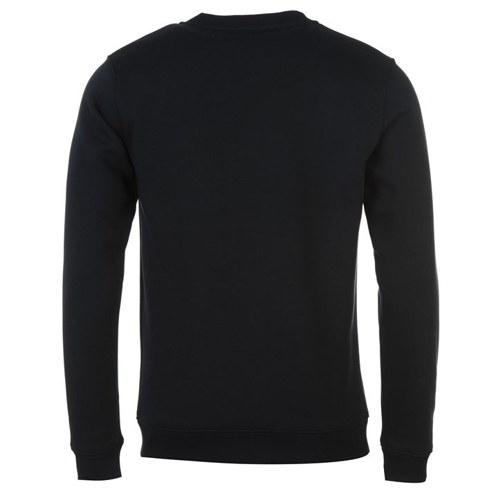 Толстовка Lee Cooper Cooper Stratford Crew Sweater Mens синяя