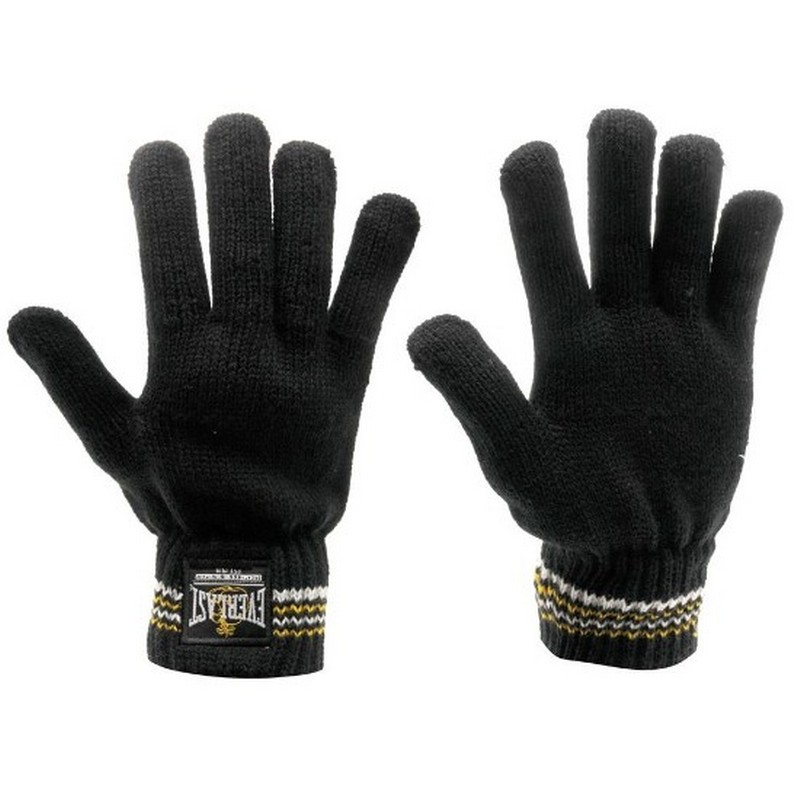 Перчатки Everlast Everlast Badge Gloves black