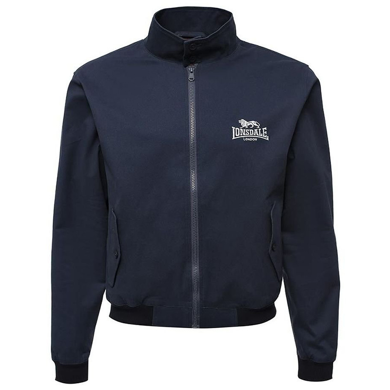 Куртка Lonsdale BL Harrington синяя