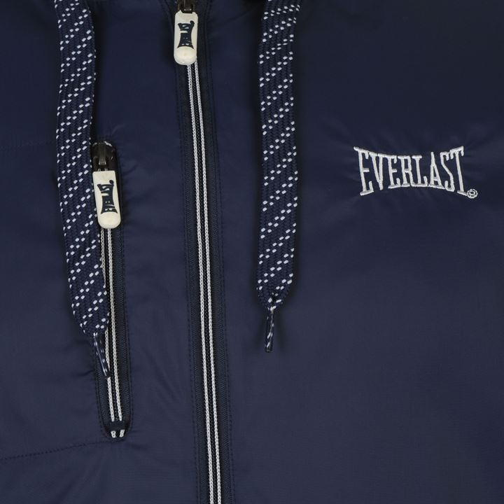 Ветровка Everlast Geo Rain Jacket Mens синяя