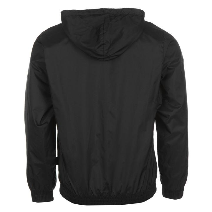 Ветровка Everlast Geo Rain Jacket Mens черная