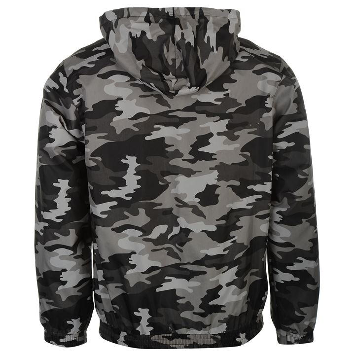 Куртка Everlast AOP Rain Jacket Mens камуфляж